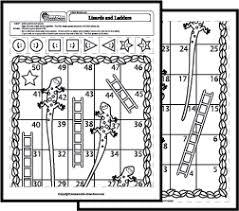 Math Worksheets Games