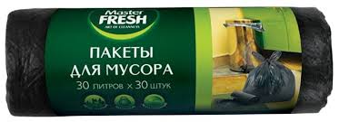 <b>Мешки для мусора</b> Master <b>FRESH</b> С0004292 30 л (30 шт ...