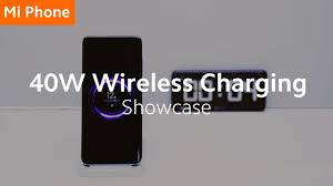 <b>Xiaomi's</b> First 40W <b>Wireless</b> Fast Charging Solution - YouTube