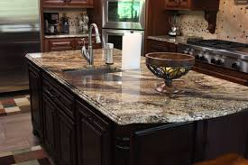 Granite Kitchen Counter Top Granite Kitchen Counters And Island Cnc Stonecrafters