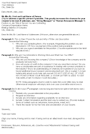 cover letter examplesresume cover letter outline