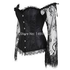 Sapubonva <b>Women's Vintage</b> Steampunk <b>Corset</b> Dress Victorian ...
