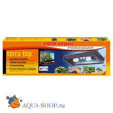 <b>Светильник SERA</b> LED для террариума reptil terra top купить в ...