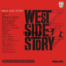 Leonard <b>Bernstein</b> ‎– West Side Story (Original Sound Track ...