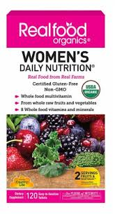 Country Life Realfood Organics® For Women, 120 Tablets - Ralphs