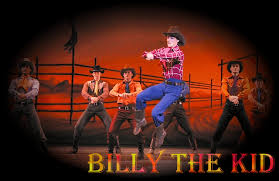 Image result for billy the kid aaron copland