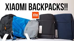 Top 6 <b>Xiaomi Backpack</b> - Premium, Classy and Top-notch