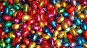Image result for chocolate easter eggs