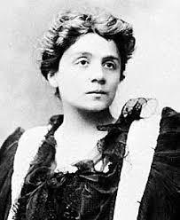 Eleonora Duse (1896) ritratta dal fotografo Aimé Dupont (1842-1900). - Eleonora_Duse