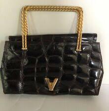 Genuine <b>Alligator</b> In <b>Vintage Bags</b>, <b>Handbags</b> & Cases for sale | eBay