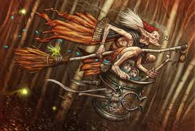Image result for baba yaga