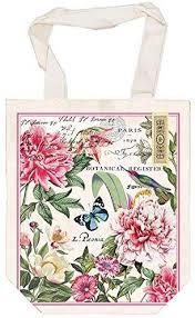 Michel Design Works Peony French Market Bag ... - Amazon.com