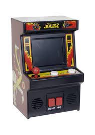 Basic Fun Joust #08 <b>Mini Arcade</b> Classics <b>Handheld Game</b> in Color ...