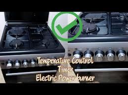 Expert review of the Freestanding Chef <b>Gas Oven</b>/<b>Stove</b> CFG504SA ...