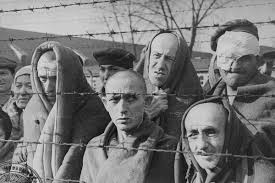 these searing quotes from an auschwitz survivor s essay on a still from a soviet film documenting the liberation of auschwitz united states holocaust memorial museum