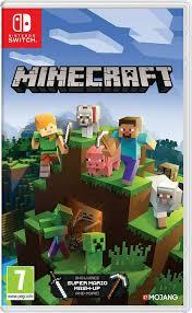 <b>Видеоигра Minecraft</b> (<b>Nintendo Switch</b>)