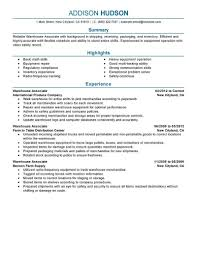 doc resume for material handler material handler resume for material handler material handler specialist resume