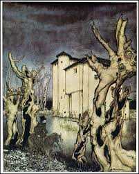 images about the fall of the house of usher 1000 images about the fall of the house of usher edgar allan poe gustave dore and li l abner