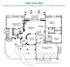 PUSCH RIDGE VISTAS II FLOOR PLAN   Model Pusch Ridge Vistas II Floor Plan   Model Bedrooms   Sq  Ft
