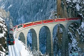 Resultado de imagen para Bernina Express