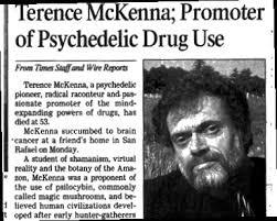 """Résultat de recherche d'images pour """"Terence McKenna"""""""