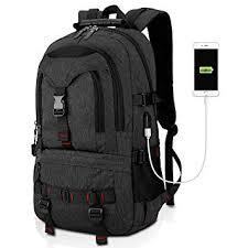 Tocode Laptop Backpack <b>Business</b> Laptop Bag <b>17 inch</b> Rucksack ...