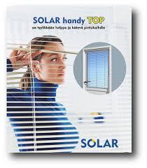 Kuvahaun tulos haulle solar handy sälekaihdin