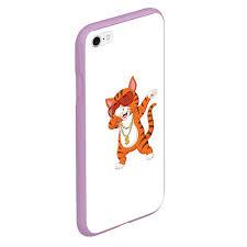 Чехол iPhone 6/6S Plus матовый <b>Dab кот</b> 102755359 в интернет ...