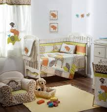 safari baby rooms attractive baby room decoration using rustic white crib and cozy bedding also baby nursery rockers rustic