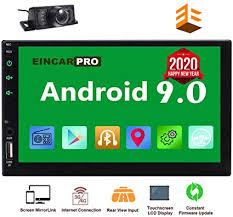 EinCar <b>Car Radio</b> Double <b>Din</b> Android 9.0 <b>Car Stereo 2 Din</b> GPS