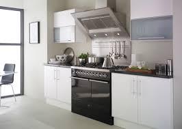 white kitchens black appliances