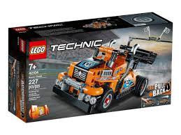 Купить <b>Конструктор LEGO Technic</b> 42104 <b>Гоночный</b> грузовик ...