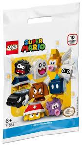 Купить <b>Конструктор LEGO Super</b> Mario 71361 Фигурки ...