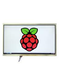 <b>10.1 Inch LCD Display</b> - 1366x768 HDMI&VGA&NTSC&PAL ...