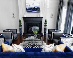 blue sofas living room: saveemail ecaededd  w h b p contemporary living room