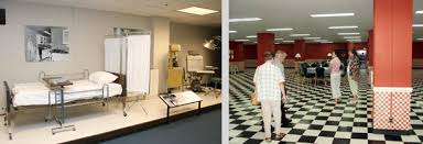Image result for greenbrier secret bunker