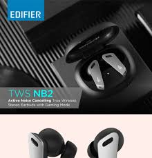 <b>Edifier TWS NB2</b> ANC <b>Wireless</b> Earbuds | Headphone Reviews and ...
