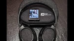 Распаковка беспроводных наушников <b>Mee audio Matrix3</b> AF68 ...