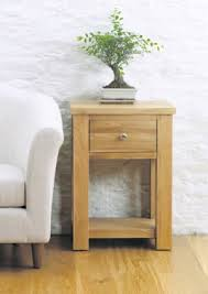 aston solid oak hidden aston oak one drawer lamp natural solid oak bonsoni mobel oak hideaway