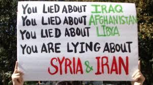 Resultado de imagem para Syria and press lies