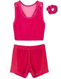 MdnMd Girls' Gymnastics Leotard Outfits (2 Piece sets ... - Amazon.com