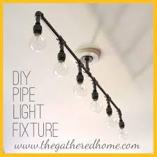 how to make a fabulous plumbing pipe light fixture ceiling industrial lighting fixtures industrial lighting
