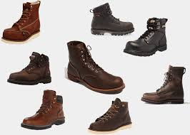 The 11 <b>Best Work Boots</b> for Men | Improb
