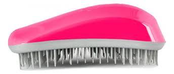 <b>Расческа для волос Hair</b> Brush Original Fuchsia-Silver (фуксия ...