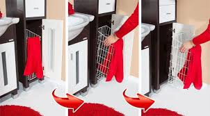 Купить Шкаф-<b>пенал</b> для ванной с б/к Бали 57 <b>венге</b>/<b>белый глянец</b> ...