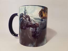 <b>Кружка</b>: <b>World of</b> Warcraft (WoW) Wrath of the Lich King (1-1)