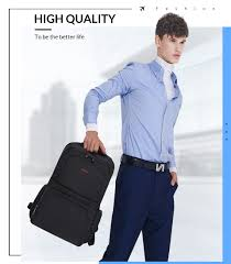Tigernu Anti theft 15.6 <b>Waterproof Nylon Men's Backpacks</b> Women ...