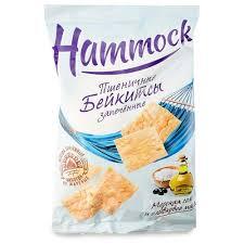 Пшеничные <b>бейкитсы Hammock</b> запечённые <b>Морская соль</b> и ...