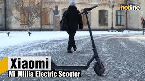 <b>Xiaomi</b> Mi Mijia <b>Electric Scooter</b> — обзор электрического самоката ...