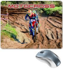 Коврик для мышки Motocross #2635488 от DP68 - <b>Printio</b>